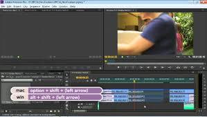 tutorial video editing editing in the premiere pro cs6 timeline lynda com tutorial youtube