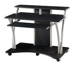 Tesco Computer Desk Black Glass Computer Desk Pc World Black Glass Computer Desk