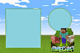 minecraft backdrop minecraft free printable invitations oh my in