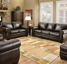 Jackson Leather Sofa Living Room Statement Furnishings Outlet