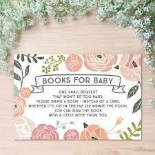 baby shower bring a book instead of a card marvelous ideas book baby shower cool bring a instead of