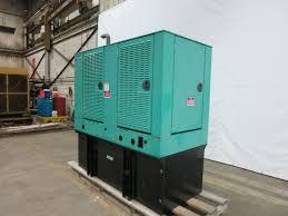 used cummins 4bt3 9 g4 diesel generator 470 hrs