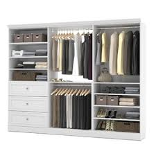 Wall Closet System Dimensions Organizer Systems Bedroom Design U by Free Standing Closet Systems You U0027ll Love Wayfair