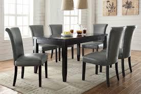 jofran antique gray ash 7 piece dining room set efurniture mart