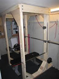 home gym layout design sles homemade power rack made out of wood and pipe