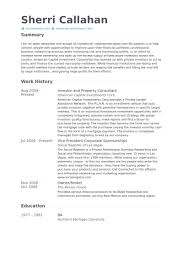 Hr Consultant Resume Sample by Property Consultant Resume Samples Visualcv Resume Samples Database