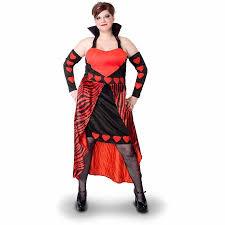 Size Womens Halloween Costumes Lava Diva Queen Hearts Women U0027s Size Halloween