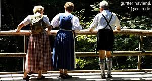austrian traditions customs events january to april