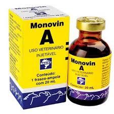 Conhecido Monovin A 20ml - Farmácia do Cavalo @NX15