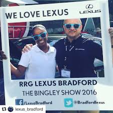 lexus stockport jobs sun is out for the bingley show make sure you come and visit our