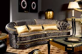 Exclusive Living Room Furniture Luxury Furniture For Soothe And Sophistication Boshdesigns Com