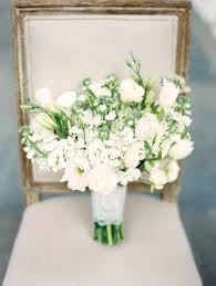white wedding bouquets 23 innocently beautiful white bridal bouquets weddingomania