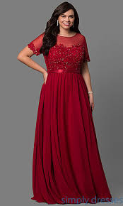 plus size sleeved prom gowns long sleeve plus dresses