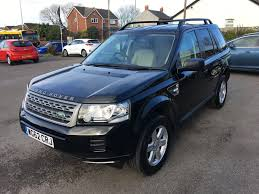 2012 62 land rover freelander 2 td4 gs manual 2013 model