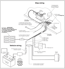 rv electric step wiring diagram rv wiring diagrams collection
