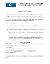 Drafting Legal Letters by Authorization Letter Free Authorization Letter Sample