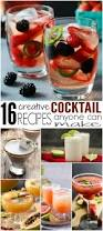 creative cocktail recipes anyone can make