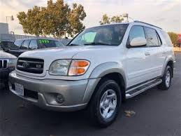 toyota sequoia used for sale used 2002 toyota sequoia for sale pricing features edmunds