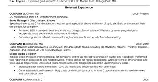 recent college graduate resume template resume sample for recent