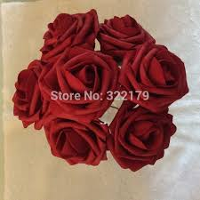bulk roses aliexpress buy artificial wedding flowers bridal