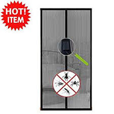 Magic Mesh Curtain Amazon Com Screen Net Door With Magnets Anti Mosquito Bug Hands
