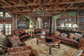 Decorate The Home Incredible 32million Dallas Mansion Hits The Market Complete With