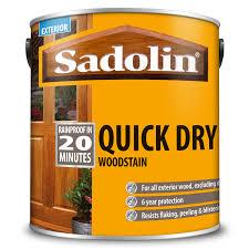 Exterior Door Varnish Sadolin Woodstain Sadolin