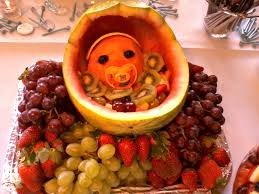 Fruit Decoration Ideas For Baby Shower Interior Design View Basketball Themed Baby Shower Decorations
