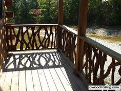 rustic railings rustic garden structures of nc custom built