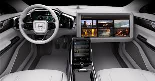 Best Car Interiors The Car Interior Of The Future Who Wore It Best
