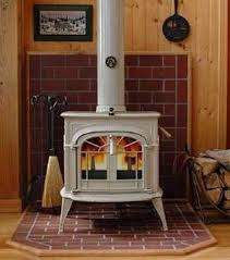 intro to wood burning 4 steps how to build a hearth for a wood burning stove hunker