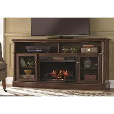 electric fireplace with tv stand oak stands fireplaces the home