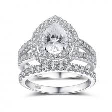 cheap wedding ring sets wedding ring sets cheap bridal ring sets on sale lajerrio jewelry