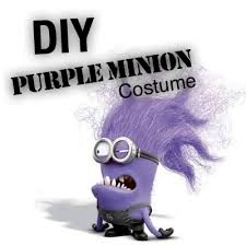 Purple Minion Shirt Toddler Youth 37 Diy Minion Costume Ideas Halloween
