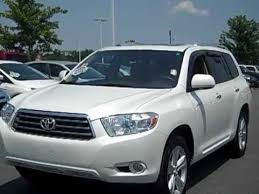 toyota highlander sales one owner 2008 toyota highlander for sale in nc lake