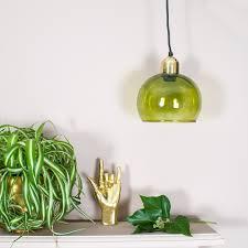 green glass pendant lights lush green glass pendant light audenza