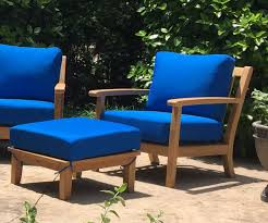 Teak Outdoor Furniture Atlanta by Ottoman Atlanta Teak Furniture