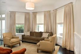 curtain rods for bay windows bedroom modern with adjustable
