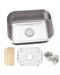 30 Inch Drop In Kitchen Sink 30 Inch Stainless Steel Undermount Single Bowl Kitchen Sink 16