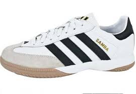 white samba white adidas samba millenium adidas indoor shoes