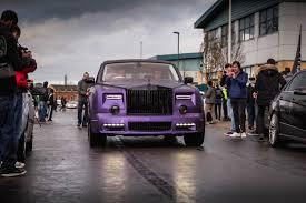wrapped rolls royce rolls royce phantom wrapped for gumball 3000 u2013 hit car news u2013 best