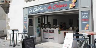cuisine restauration rapide le chateau de crepes restauration rapide restaurants en pays de