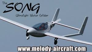 Gliders For Sale Song Ultralight Aircraft Motor Glider From Melody Aircraft Youtube