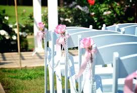wedding chair decorations wedding chair decor