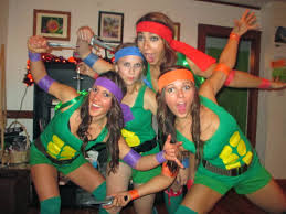 teenage mutant ninja turtles halloween costumes