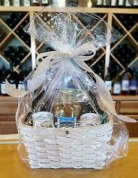 customized gift baskets customized gift basket picture of happy valley vineyard winery