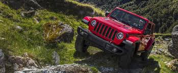 Rubicon Trail Map All New 2018 Jeep Wrangler Elevate Your Next Adventure