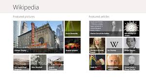 wikipedia debuts native windows 8 app gallery
