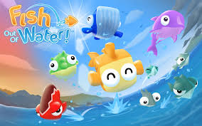 fish out of water android apps on play