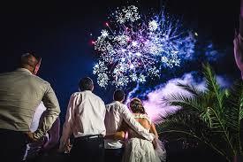 feux d artifice mariage un feu d artifice le soir de leur mariage studio graou